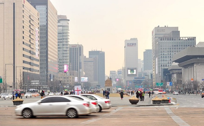 "The city's plans will align with the results laid forth by the ""Gwanghwamun Forum"", a group of experts who congregated in May.(Image:Kobiz Media)"