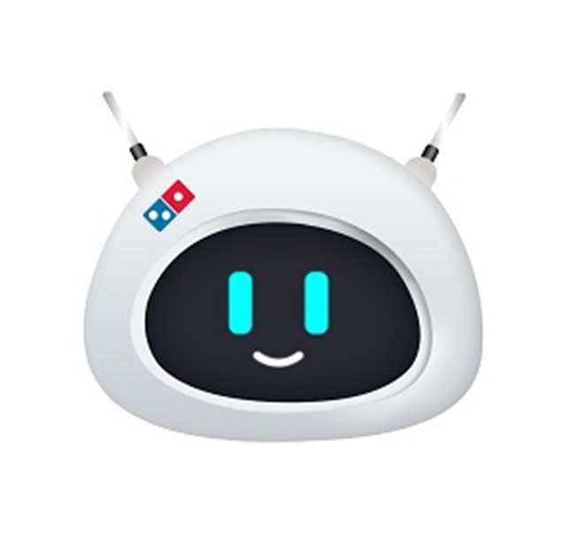 Domino's also said another feature, 'quick order', which allows users to save information about items ordered before can also save customers some time and trouble. (Image: Domino's Pizza)