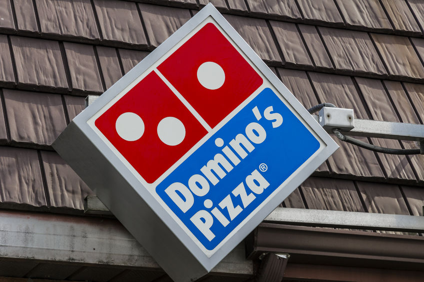 'DomiChat' is an artificial intelligence-based service that allows users to place orders on the internet or using a mobile app easily by talking to a chatbot, making Domino's a pioneer in the pizza industry, according to the company. (Image: Kobiz Media)