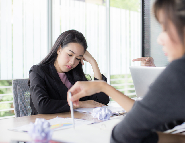 The plight of female secretaries working for executives at large corporations has come under the spotlight thanks to a study conducted by grad student Park Ji Yeon at Sookmyung Women's University. (Image: 123RF)