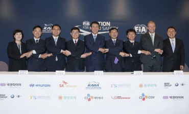 South Korea Joins International Initiative 'Action For Road Safety'