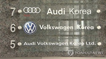 Audi Volkswagen Ramps Up Efforts to Resume Sales in South Korea