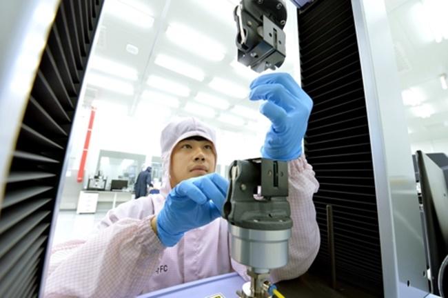 Hyundai Mobis Builds Plant for Hydrogen Car Parts