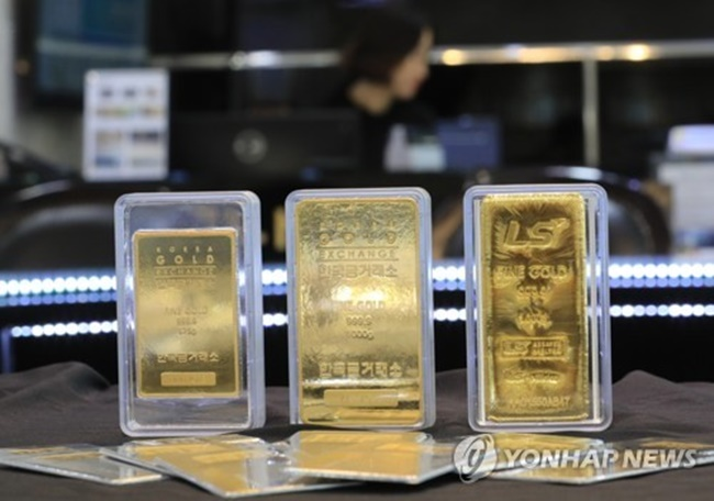 Sales of Gold Bars Soaring Amid Rising Tension on Peninsular