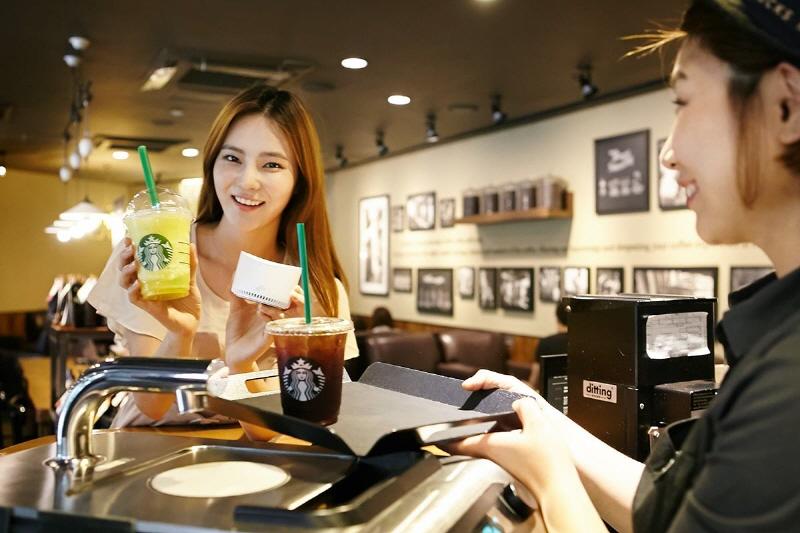 SK Telecom, Starbucks to Test AI Order
