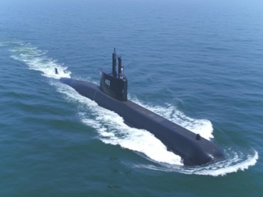 Daewoo Shipbuilding First Korean Company to Export Submarine