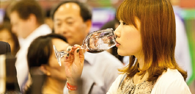 Wine Convention Kicks Off in Daejeon