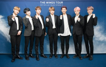 Boy Band BTS to Release New EP Next Month