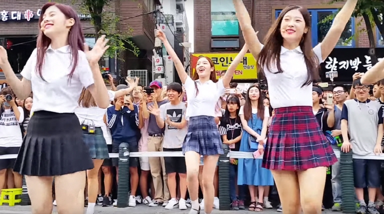 Street Cred: Why More K-pop Stars are Throwing Guerrilla Street Shows