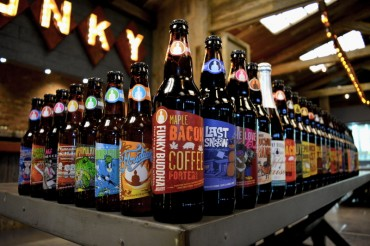 Craft Brewer Funky Buddha Joins Constellation Brands