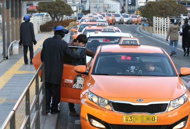 "Seoul also plans to also approve pet taxis, ""silver"" taxis for seniors, and others by next year.  (Image: Yonhap)"