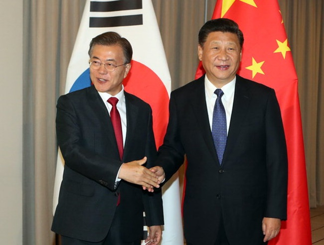 While the CPAFFC has allegedly asked South Korean diplomats to provide a congratulatory message, speculation is growing that this year's event celebrating the diplomatic relations between the two countries will be greatly reduced in scale compared to previous occasions, both in the number of attendees and size of the event. (Image: Yonhap)
