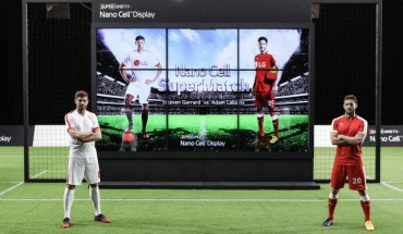 LG, Samsung Tech Firms Sweep Viral Video Ads Chart