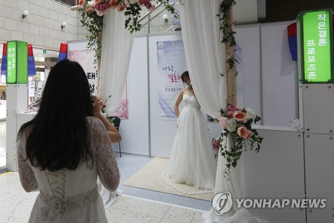 Average Cost of Wedding in South Korea Estimated at 46