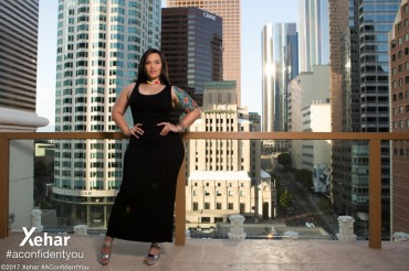 International Body Positive Mentor, Arabella S. Ruby, Launches New Fashion Collection Under the Xehar Brand, Arabella by Xehar