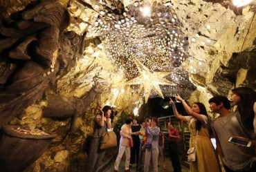 Dead Mine Gwangmyeong Cave Proves a Popular Tourist Attraction