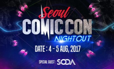 Global Pop Culture Event Comic Con Opens in Seoul