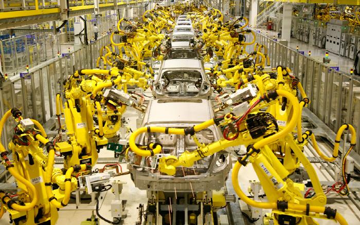 Hyundai Robotics Meets Requirements for Holding Company