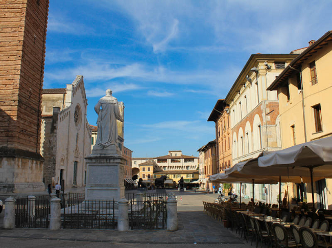 Italian Town Pietrasanta Plays Host to Korean Culture. (Image: Italian Tourism Agency)
