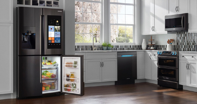 Samsung to Apply Smart Features to All Home Appliances by 2020