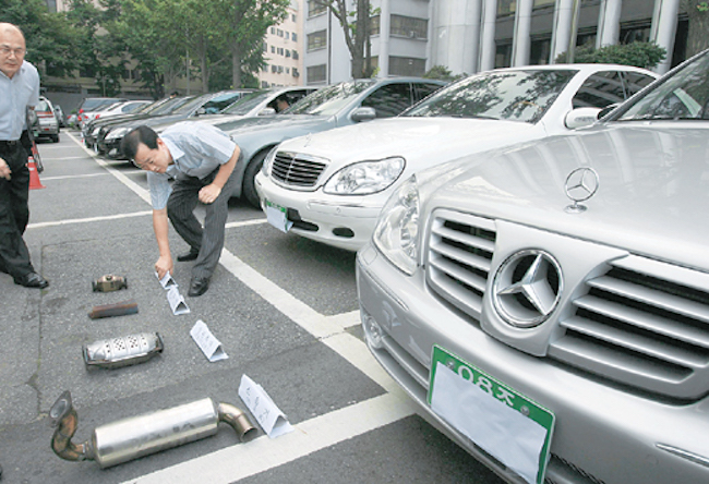Kia Ray, Mercedes Benz E-Class Fastest Selling Used Cars at SK Encar. (Image: Yonhap)