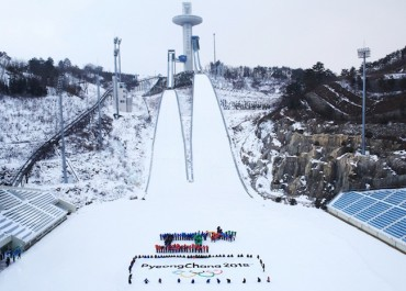 Preparations for Pyeongchang Olympics Underway for Estimated 390,000 Visitors