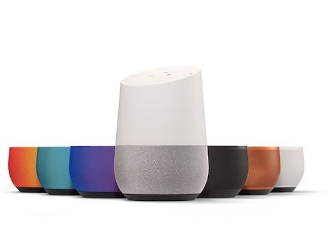 Tech experts believe that with the release of Google Assistant into the Korean market, it won't be long until Google's AI speaker Google Home follows suit. (Image: Yonhap)