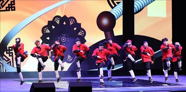 The judges will include Soul K, MMary, Hozin, and last year's festival's winning team member and France's Break the Floor Competition winner Kim Hyun Woo of Jinjo Crew. (Image: Yonhap)