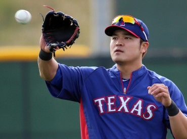 Rangers' Choo Shin-Soo Reaches 20 Homers For 5th Time
