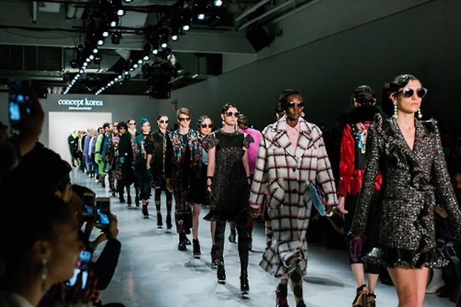 Korean fashion designers will showcase their latest designs at New York Fashion Week, which opens on September 7. (Image: Yonhap)