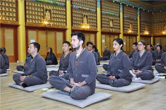 For three days, a select number of New Yorkers will get to experience South Korea's traditional Buddhist temple cuisine in the Big Apple. (Image: KEB Hana Bank)