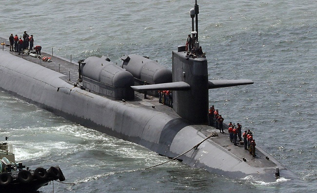 Amid the growing threats posed by North Korea's submarine-launched ballistic missiles, also known as SLBM, it has been reported that South Korean military authorities have launched a study into the country's defensive options, while government officials and experts have publically called for the adoption of nuclear submarines as an effective deterrent force. (Image: Kobiz Media)