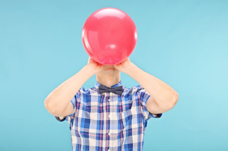 Police Indict Woman in Her Twenties for Inhaling a 'Happy Balloon'