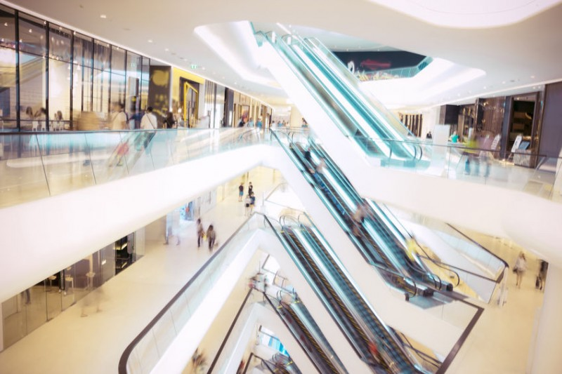 Shopping Centers Drive Down Gross Regional Product, Report Says