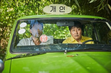 South Korean Movie 'A Taxi Driver' Enters 2018 Foreign Language Film Oscar Race