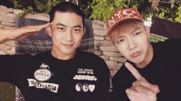 2PM's Ok Taecyeon to Begin Military Duty