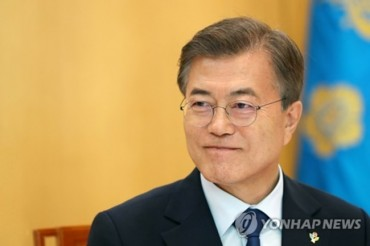 Moon Says It Is Not Right Time for Talks With North
