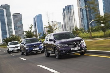 Renault Samsung Adds QM6 Gasoline Model to Domestic Lineup