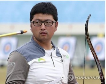 South Korean Archer Kim Woo-jin Sets World Record in 90m Recurve
