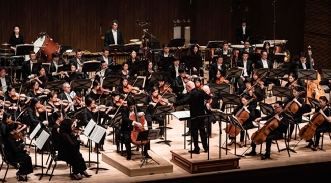 The Tongyeong Festival Orchestra (TFO) said on Saturday that it will hold a 10-day tour of Europe from Monday in remembrance of his musical feats and promote Tongyeong as the birthplace of the late composer. (Image: TFO)