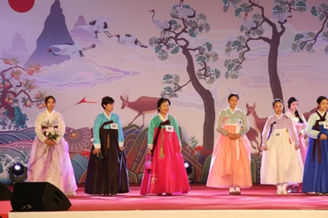 Jongno Hanbok Festival 2017 Comes to an End