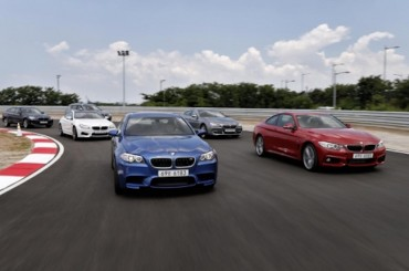 BMW Driving Center Offers Hours of Racing Fun