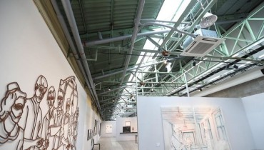Busan Factory Trasnformed into Center for Artists