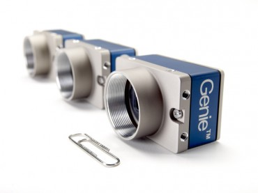 New Genie Nano Cameras Built Around Sony's 1/3″ CMOS Image Sensors