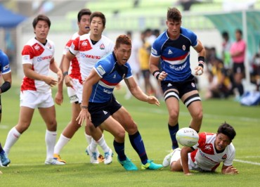 2017 Asia Rugby Seven Series 2nd Round to be Held in Incheon