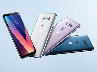 LG Electronics Starts Sales of V30 Smartphone This Week