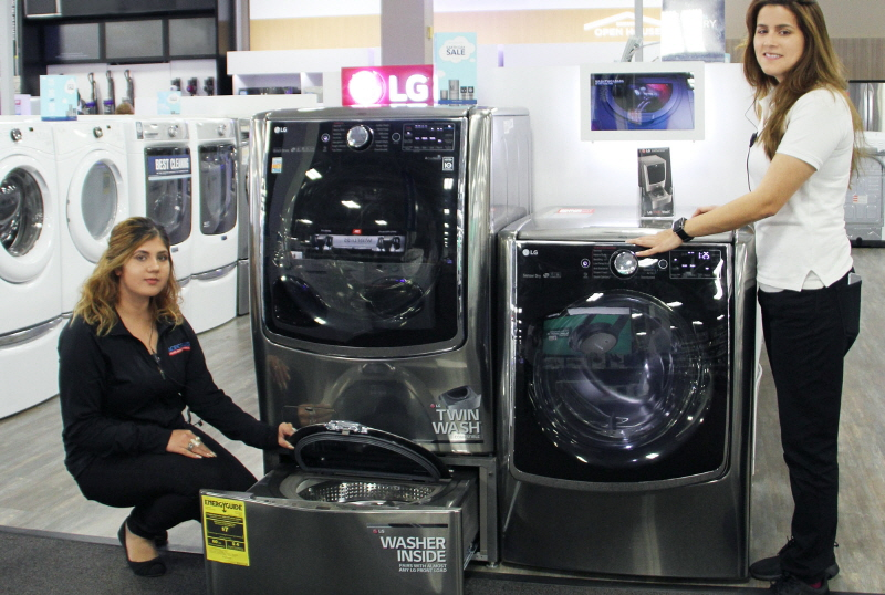 Samsung, LG to Deal Jointly with U.S. Washer Safeguard Probe
