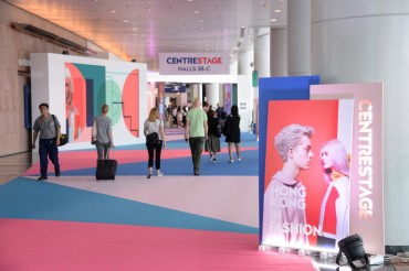 Fashion Spotlight CENTRESTAGE Opens in Hong Kong