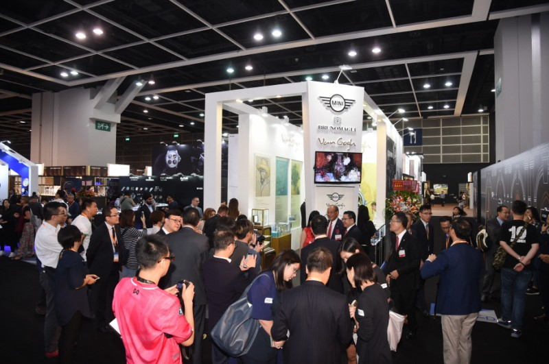 World's Largest Watch & Clock Fair Opens amid Ceremony with Record Exhibitors