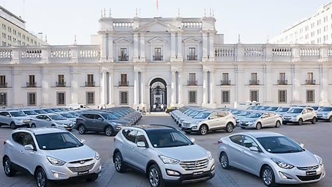 Hyundai, Kia's Sales Slow Down in Chile